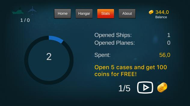 Case Simulator World Warships apk screenshot