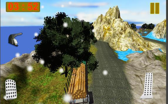 Real Truck Driver US transport apk screenshot