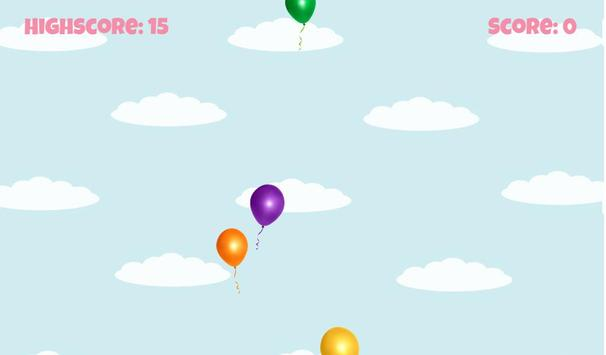 Balloon Pop screenshot 2