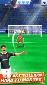 FOOTBALL ELITE STRIKER apk screenshot