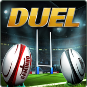 RUGBY DUEL icon