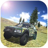 Off Road Car Driving 3D icon