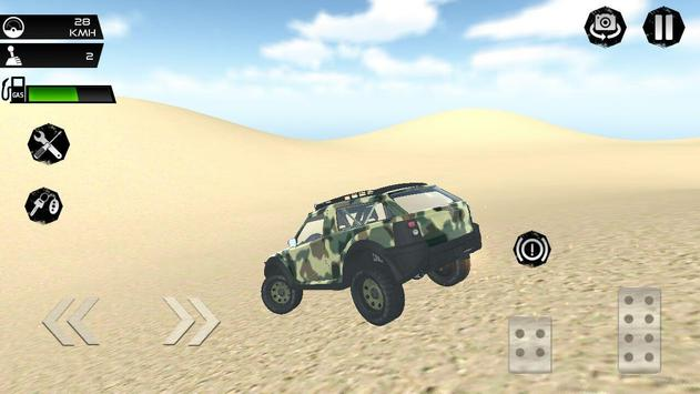 Off Road Car Driving 3D screenshot 1