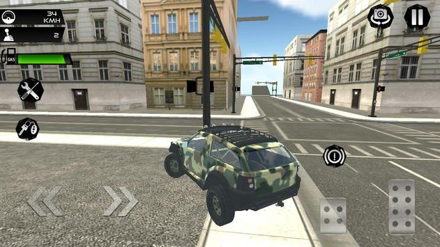 Off Road Car Driving 3D screenshot 4