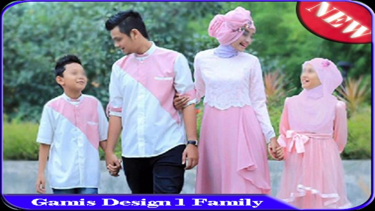 Desain Gamis Couple Keluarga for Android - APK Download