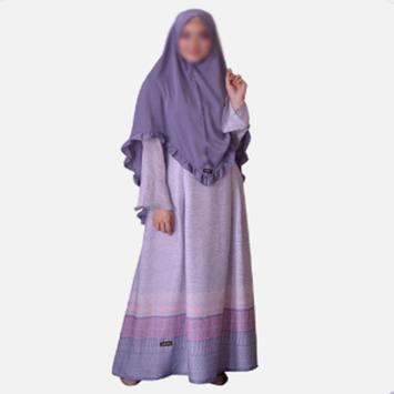 Gamis Muslimah Moderen Fur Android