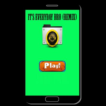 It's Everyday Bro (Remix) - Jake Paul, Gucci Mane screenshot 1
