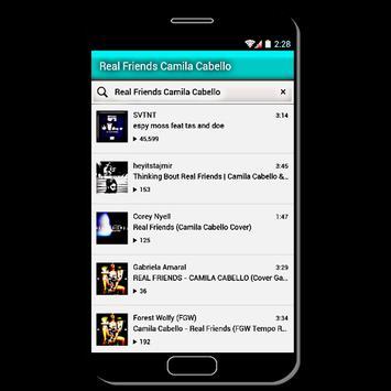 Real Friends - Camila Cabello screenshot 1
