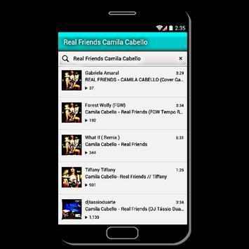 Real Friends - Camila Cabello screenshot 2
