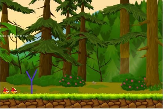 AGGRY BARD SHOOTER apk screenshot