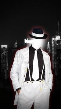 Gangster Photo Editor FREE poster