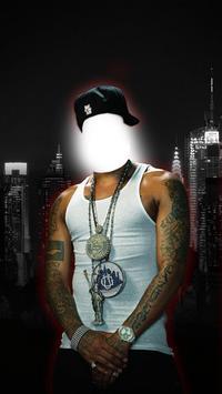 Gangster Photo Editor FREE apk screenshot