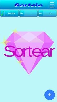 Sorteio Thuxs poster