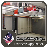 Garage Ceiling Design Ideas icon