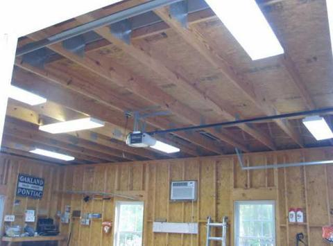 Garage Ceiling Design Ideas poster