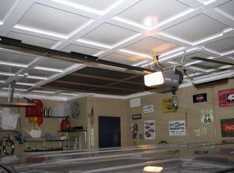 Garage Ceiling Design Ideas screenshot 8
