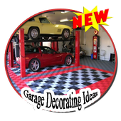 Garage Decorating Ideas icon