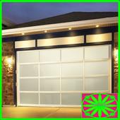 Garage design ideas icon