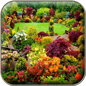 Garden Design Plan icon