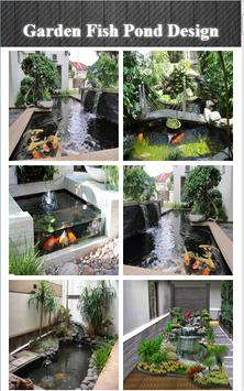 Garden Fish Pond Design screenshot 1