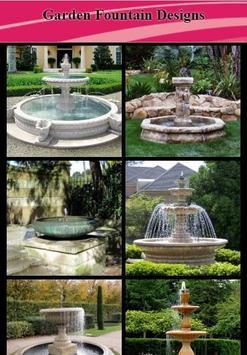 Garden Fountain Designs poster