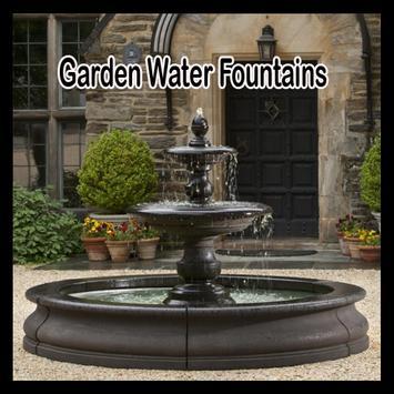 Garden Water Fountains poster