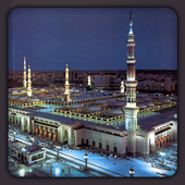 Holy Madina HD Wallpapers icon