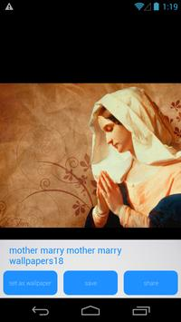 Mother Mary HD Wallpapers apk screenshot