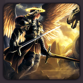 Angel Warrior HD Wallpapers icon