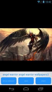 Angel Warrior HD Wallpapers apk screenshot