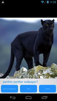 Panther HD Wallpapers screenshot 3
