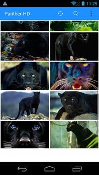 Panther HD Wallpapers screenshot 1
