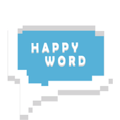 Happy Word icon