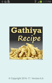 Gathiya Making Recipes Videos poster