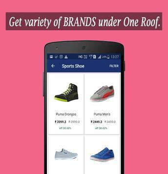 G BOLO G Online Shopping App screenshot 1