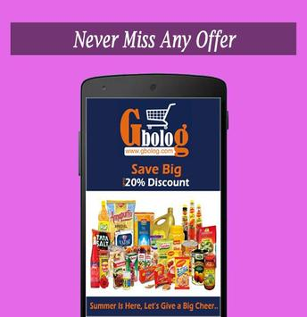 G BOLO G Online Shopping App screenshot 2