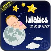 lullabies to go to sleep icon