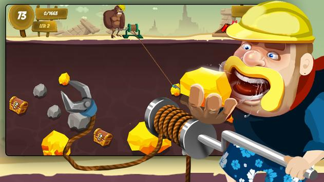 Gold Miner apk screenshot