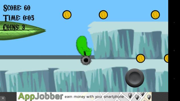 Roller Bean apk screenshot