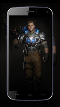 Gear of War 4 Wallpapers HD poster