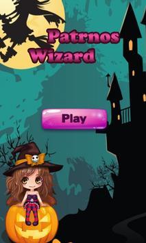 Patronus Wizard Bubble Quiz poster