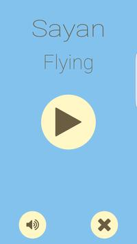 Saiyans Flying Adventure 2 poster