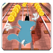Moggy Subway Run Adventure icon