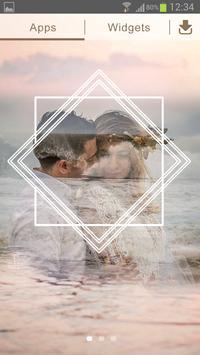 Geometry Shape Pic Blender poster