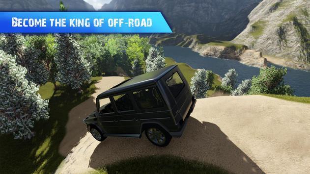 Gelandewagen Russian Road apk screenshot