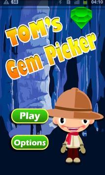 Toms Gem Picker poster