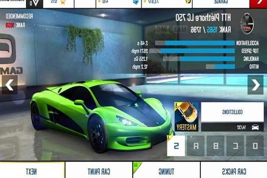 Cheat Asphalt 8 Airborne screenshot 9