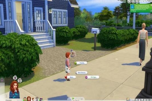 Game The Sims 4 Guia poster