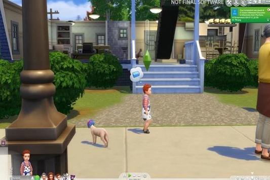 Game The Sims 4 Guia screenshot 5
