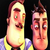 Tutorial Hello Neighbor Alpha 4 icon